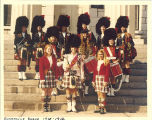 Scottish Highlanders governing board, The University of Iowa, 1971