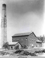 Flour Mill, West Amana, Iowa, August 1937