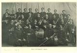 University band, The University of Iowa, 1904