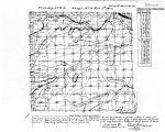 Iowa land survey map of t073n, r016w