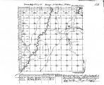 Iowa land survey map of t073n, r040w