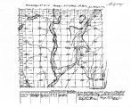 Iowa land survey map of t071n, r036w