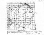 Iowa land survey map of t095n, r009w