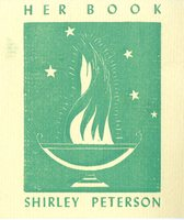 Shirley Peterson Bookplate