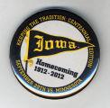Homecoming badge, September 29, 2012