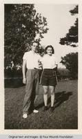 Cletus Hetitzman and Katherine Sullivan