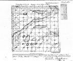 Iowa land survey map of t074n, r017w