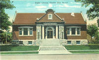 Charles City Public Library, Charles City, Iowa