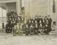 1897-1898 Winterschool