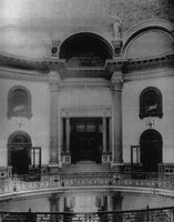 Capitol entrance to House of Representatives before 1904