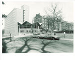 Stanley Hall, Ecklund Lounge, and Currier Hall, The University of Iowa, 1966