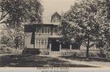 Grand Avenue, J. W. Howell Residence