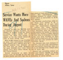 Service wants more WAVEs and Seabees during August