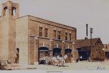 Oskaloosa Fire Department, 1910; Mahaska County; Iowa