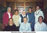 Scholarship dinner, The University of Iowa, September 26, 2003