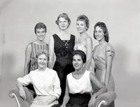 Miss Clinton Contest 1958-1959