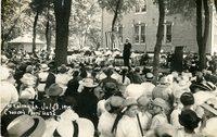 Fourth of July Speaker 1915