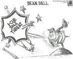 Bean ball