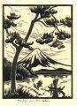 Mt. Fuji from Lake Hakone