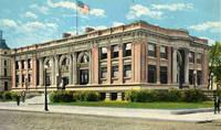 Council Bluffs Public Library, Council Bluffs, Iowa