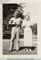 Sandy James and Arlene Friedlein