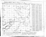 Iowa land survey map of t099n, r032w