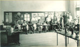 School open house, The University of Iowa, June 1926