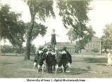 Students, The University of Iowa, 1920s