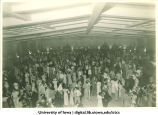 Dance party, The University of Iowa, 1940s
