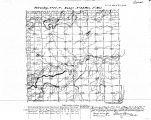 Iowa land survey map of t072n, r023w