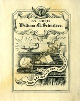 William M. Schnitzer Bookplate