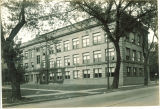 Zoology Building, The University of Iowa, October 1929