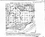 Iowa land survey map of t068n, r003w