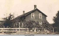 "Amana residence, ""Solbrig house"", Amana, Iowa, 1900s"