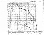Iowa land survey map of t073n, r030w
