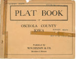 Plat book of Osceola County, Iowa