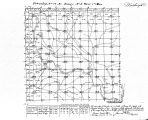 Iowa land survey map of t074n, r008w