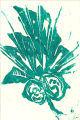 Print in green, 1920s