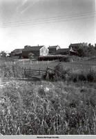 View of village, High Amana, Iowa, post 1932
