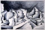 Cliff dwellings no.3 Mesa Verde
