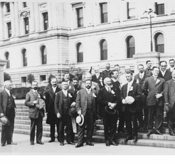 American Association of Geographers Davis Excursion, St. Paul, Minn., 1912