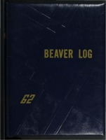 1962 Buena Vista University Yearbook
