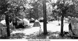 Student's camp, Iowa City, Iowa, July 1927