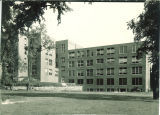 University High in North Hall, the University of Iowa, August 1928