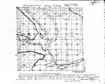 Iowa land survey map of t072n, r011w