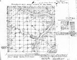 Iowa land survey map of t069n, r010w