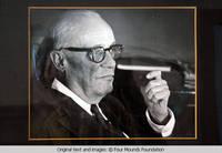 Bill Burden portrait