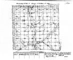 Iowa land survey map of t074n, r033w