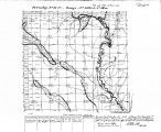 Iowa land survey map of t071n, r028w