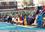 Drake Relays, 2004, Lindsey Gallo